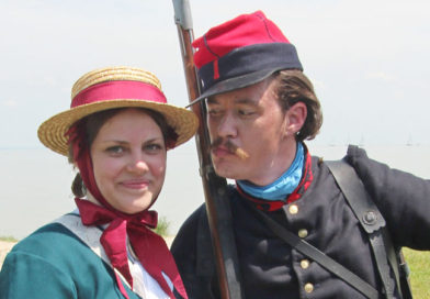 Что, где, когда на фестивале «Оборона Таганрога 1855 года»