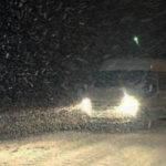 Замело: движение транспорта в Ростовской области ограничено