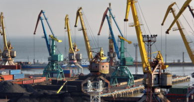 Таганрогский порт: без шума и пыли?