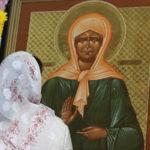 Частица мощей Матроны Московской будет находиться в Таганроге до Пасхи