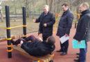 Василий Голубев оценил реконструкцию и благоустройство