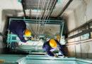 Чинить таганрогские лифты будут московские компании