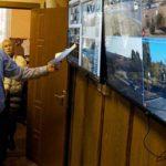 За Таганрогом наблюдают  149 видеокамер