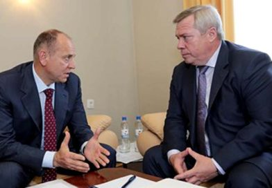 Голубев напомнил ТМК о долгах перед «Тепловой генерацией Таганрога»