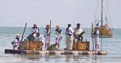 Фестиваль «Оборона Таганрога 1855 г.» состоится в октябре