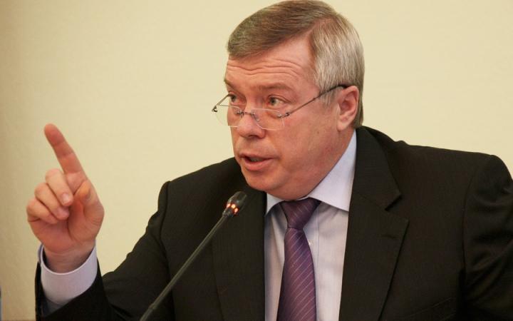 В.Голубев попросил объяснить причины такой неудовлетворительной работы администрации Таганрога