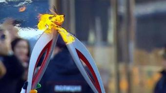 Предполагается, что олимпийский огонь будет передаваться через каждые 150-160 метров