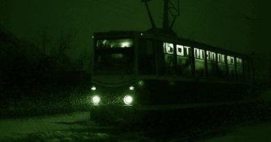 Таганрогские трамваи остановились. И снова пошли