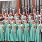 Таганрогский хор стал лауреатом международного конкурса «Звучит Москва»