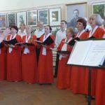 «Серебряные» голоса трёх таганрогских поколений