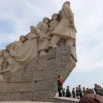 В День освобождения Таганрога на Самбекских высотах захоронили останки 27 воинов