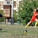 Городской футбольный турнир начался с матча на стадионе школы №23