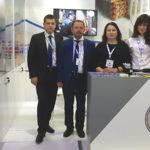 «Полимерпром» представил свою продукцию на нефтегазовой выставке ADIPEC-2018 в Абу-Даби