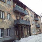 В Таганроге «забыли» снести аварийный дом