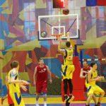 Баскетбольный «Интех» взял золото в областном чемпионате