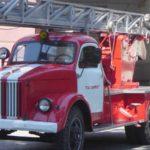 Советской пожарной охране исполнился 101 год