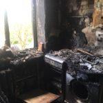 Во время визита газовщика у таганрожцев сгорела кухня