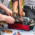 Таганрогские автомоделисты отличились на всероссийских гонках