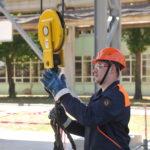 На Таганрогском металлургическом заводе прошли конкурсы профессионального мастерства.