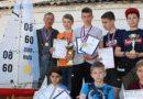Юные судомоделисты России встречаются на Миусе