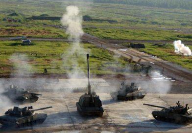 На Самбекских высотах исполнят танковый вальс (ВИДЕО)