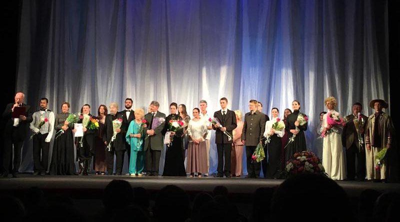 Актёры Чеховского театра получили премии «Лемакса»