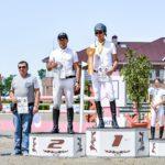 Жокеи Golden Horse взяли призовые места на Олимпиаде по конкуру