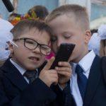 Смартфоны детям не игрушка?