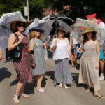 Зонтичная роскошь Таганрога