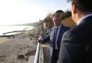 Губернатор заметил,   что пляж в Приморском парке   нуждается в благоустройстве